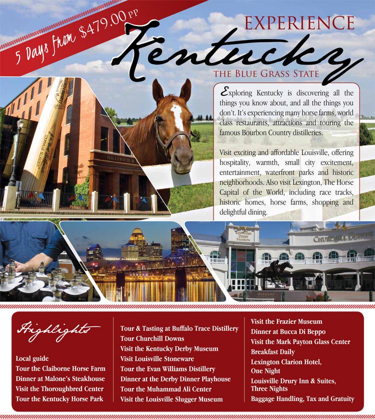 Experience Kentucky