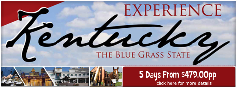 Explore the Blue Grass State!