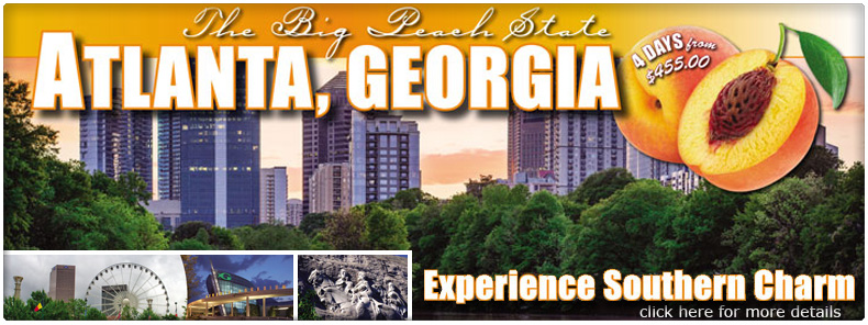Experience Atlanta Georgia!