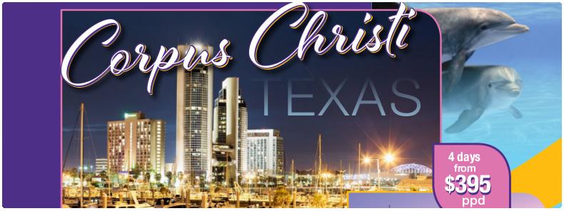 Visit Corpus Christi!