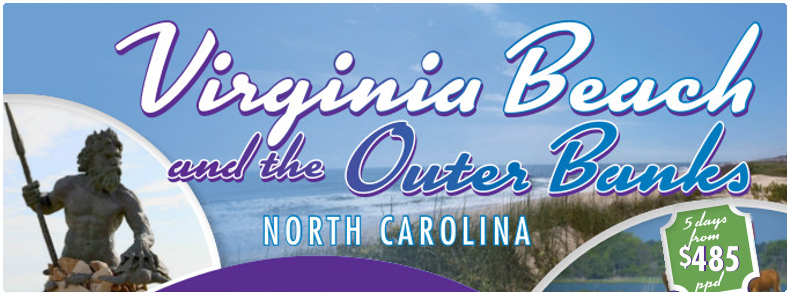Virginia Beach & Outer Bank!