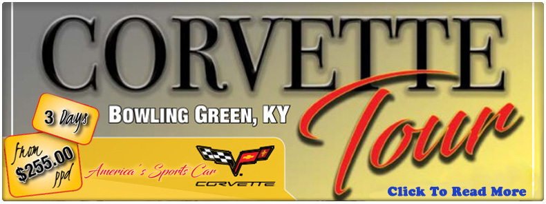 Corvette Tour!